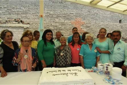 """Conmemoran en Tizayuca el 24 aniversario de la Casa de Día """"Recuerdos de Antaño""""4"""