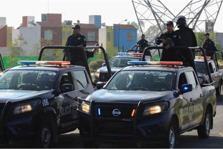 Convocan a nuevos elementos para integrarse a la policía municipal de Tizayuca
