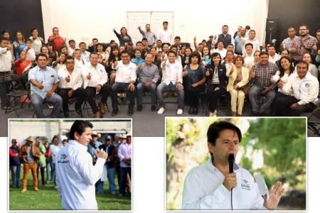 """Cuauhtémoc Ochoa, """"Unidad, el factor que nos dará el triunfo"""""""