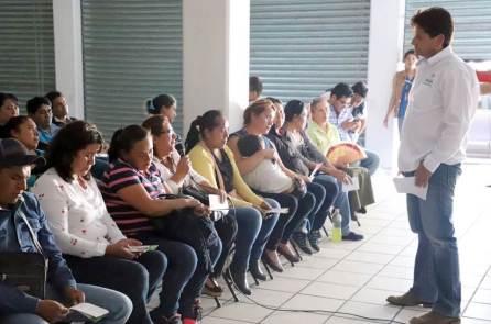 Cuauhtémoc Ochoa, el proyecto de nación nos involucra a todos