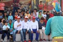Cuauhtémoc Ochoa se compromete a trabajar por el bienestar de los menores y de sus familias 1