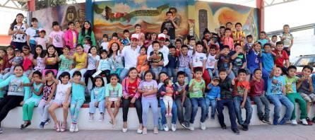 Cuauhtémoc Ochoa se compromete a trabajar por el bienestar de los menores y de sus familias 4