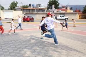 Cuauhtémoc Ochoa se compromete con los jóvenes para brindarles espacios de expresión y desarrollo