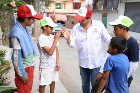Cuauhtémoc Ochoa se compromete con los jóvenes para brindarles espacios de expresión y desarrollo4