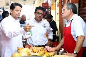 Cuauhtémoc Ochoa, trabajará por el fortalecimiento de la economía familiar