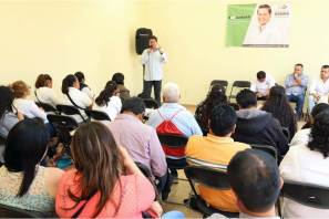 Cuauhtémoc Ochoa, unidad social, patrimonio que debemos cuidar