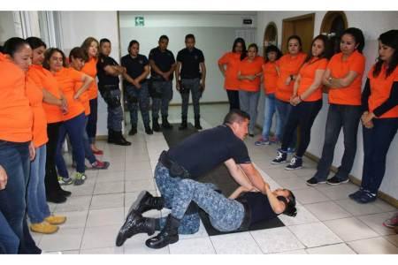 Cumple un año de creación la unidad policiaca especializada en prevención y combate a la violencia contra las mujeres