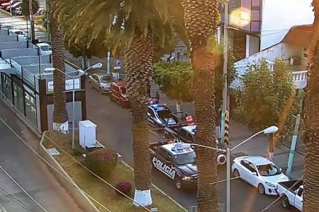 Detienen a sujeto por su probable participación en un robo; fue localizado por operadores de cámaras de video vigilancia en Pachuca2.jpg