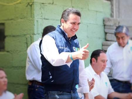 """""""Desde el Congreso de la Unión, traeremos resultados al estado de Hidalgo"""", Francisco Sinuhé"""