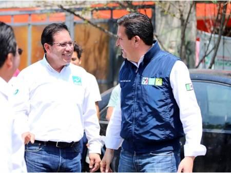 """""""Desde el Congreso de la Unión, traeremos resultados al estado de Hidalgo"""", Francisco Sinuhé2"""