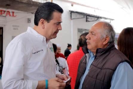 """""""Destinar mayores recursos a programas de tecnificación para el campo"""", Francisco Sinuhé4"""