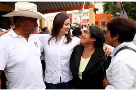 """""""La Coalición Todos por México, garantía de un buen futuro para el país e Hidalgo"""", Nuvia Mayorga Delgado4"""