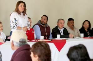 """Las familias merecen sentirse seguras"", Emilse Miranda Munive"