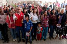 """Las familias merecen sentirse seguras"", Emilse Miranda Munive5"