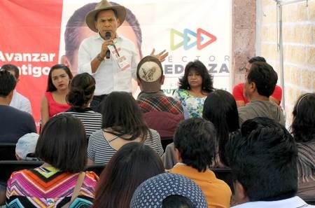 """""""Las mujeres analizan mejor las propuestas de los candidatos"""", Héctor Pedraza2"""