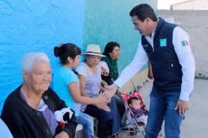"""""""Legislar para que las leyes protejan a la gente"""", Sinhué Ramírez"""
