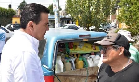 """Necesaria reforma agropecuaria"", Francisco Sinuhé Ramírez2"