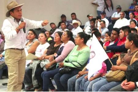 """""""No debe existir riña entre los derechos laborales del magisterio y la calidad en la educación"""", Héctor Pedraza"""