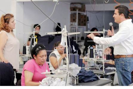 """""""Vamos al congreso por el empoderamiento de las mujeres"""", Francisco Sinuhé"""