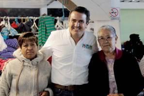 """""""Vamos al congreso por el empoderamiento de las mujeres"""", Francisco Sinuhé2"""