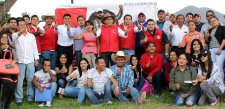 """El """"voto de primera vez"""" será a favor del PRI4"""