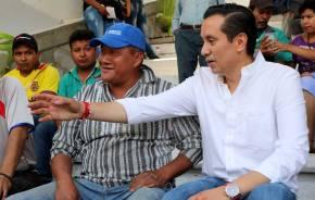 En el inicio de su campaña Roberto Núñez se compromete a legislar con trabajo, constancia y liderazgo3