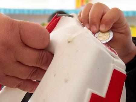 Escuelas de Hidalgo se sumarán a la Colecta Nacional 2018 de la Cruz Roja Mexicana