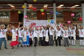 """Estudiantes de la primaria """"Juan C. Doria"""" de Tenango recibieron sus credenciales de """"Cazador@s de Saberes"""