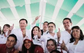 Francisco Sinuhé dará la cara en el congreso por ustedes2