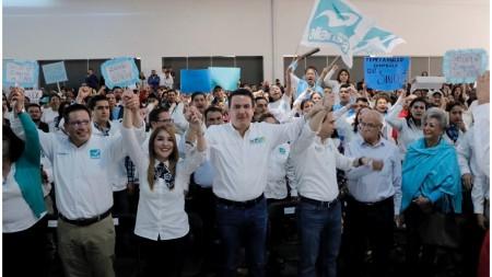 Francisco Sinuhé Ramírez Oviedo externó trabajará con responsabilidad y compromiso