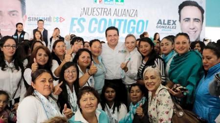 Francisco Sinuhé Ramírez Oviedo externó trabajará con responsabilidad y compromiso2
