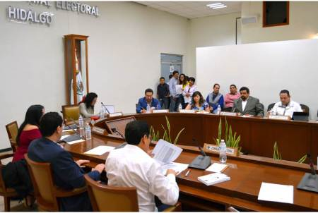 IEEH aprueba sustitución de candidaturas que solicitaron algunos partidos
