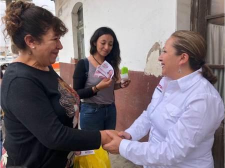 Isabel Alfaro propone hacer un frente que permita cambiar la estrategia de seguridad