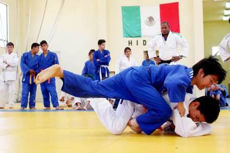 Judocas y taekwondoines hidalguenses por su boleto a Olimpiada Nacional y Nacional Juvenil