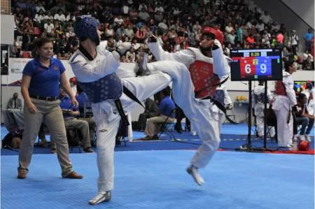 Judocas y taekwondoines hidalguenses por su boleto a Olimpiada Nacional y Nacional Juvenil2