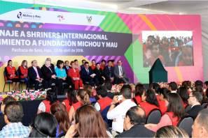 La Asociación Michou y Mau arrancó campaña para prevenir quemaduras en niñas y niños