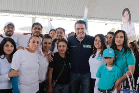 La fuerza de la juventud es el corazón e impulso innovador de México, Francisco Sinuhé