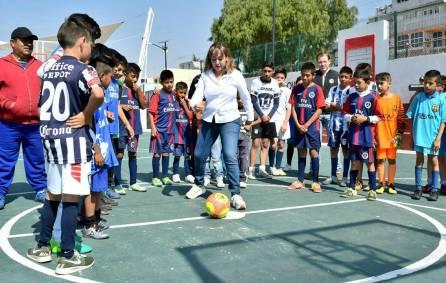 La niñez, la mejor etapa para sembrar valores, fomentar el deporte y la disciplina2