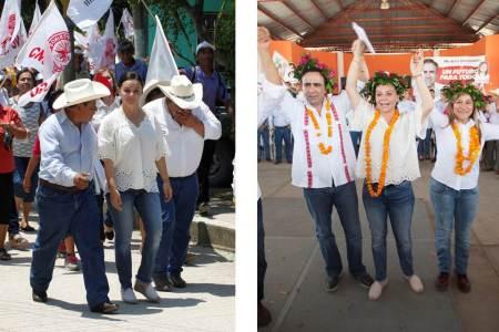 La unidad es en torno a la experiencia y resultados para que gane el pueblo, Nuvia Mayorga