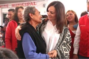Legislaré en el senado para mejorar al campo mexicano e hidalguense, Nuvia Mayorga Delgado