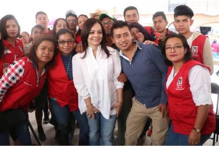 Legislaré en el senado para mejorar al campo mexicano e hidalguense, Nuvia Mayorga Delgado3