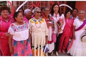 Mayor seguridad para tranquilidad de las mujeres y bienestar de las familias, propone Nuvia Mayorga en Tolcayuca