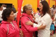 Mayor seguridad para tranquilidad de las mujeres y bienestar de las familias, propone Nuvia Mayorga en Tolcayuca4