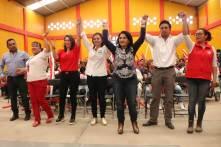 Mayor seguridad para tranquilidad de las mujeres y bienestar de las familias, propone Nuvia Mayorga en Tolcayuca5