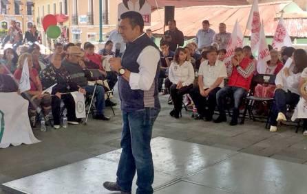 Mayores recursos que faciliten el desarrollo, propone Jaime Galindo4