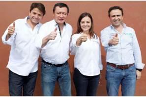 Nuvia Mayorga y Miguel Osorio destacan en Huichapan la unidad del priismo y sus aliados