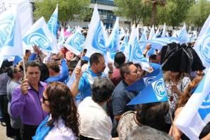 """Presentan ante el IEEH el registro de los candidatos a diputados locales de la coalición """"Por Hidalgo al Frente""""5"""