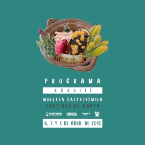 Programa Feria Santiago de Anaya 2018