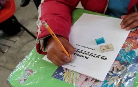 Realiza SEPH etapa Regional de Olimpiada del Conocimiento Infantil 2018