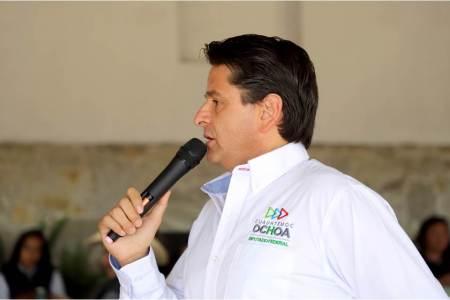 Reconoce Cuauhtémoc Ochoa valor de no asalariados en la economía